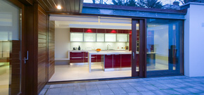 Kitchens > Completed Projects > Crystal Kitchen, Ballsbridge