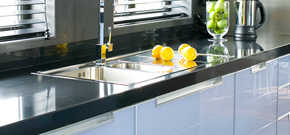 Kitchens > Completed Projects > Periwinkle Kitchen, Newry